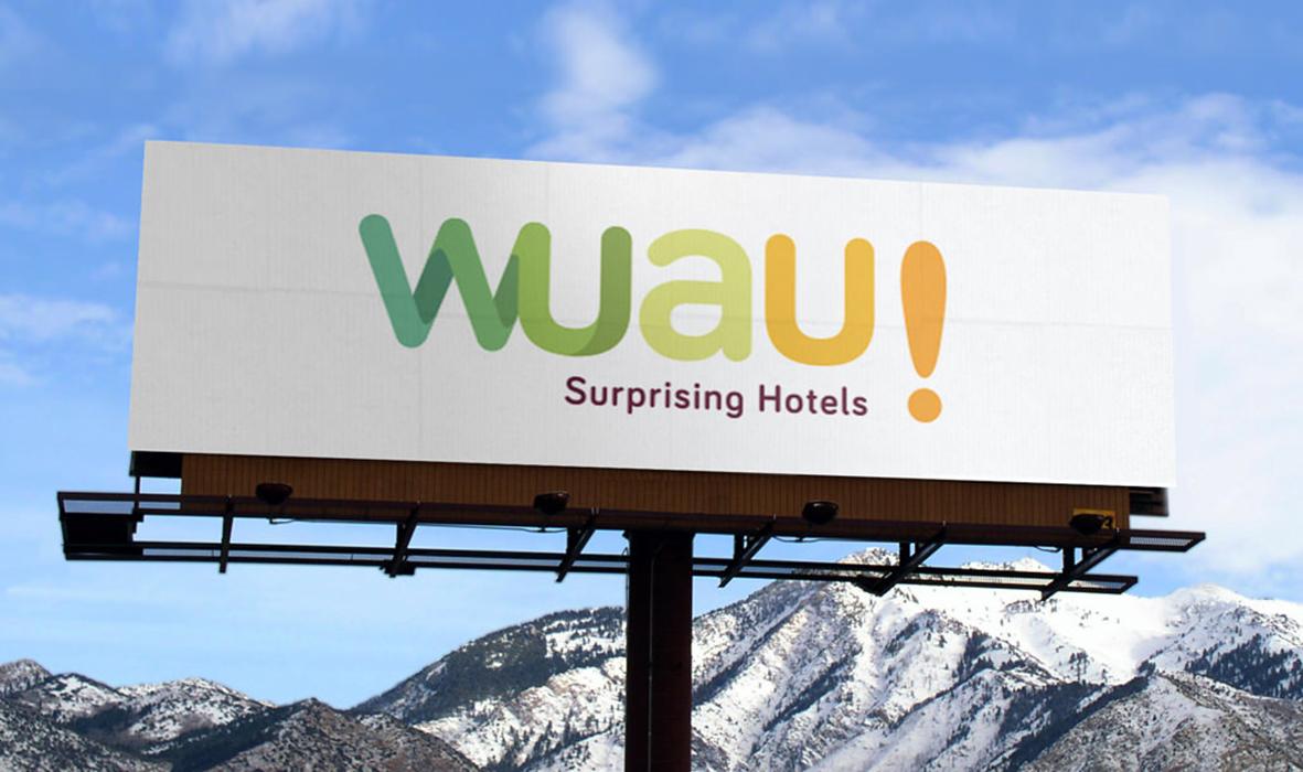 Branding - WUAU Hotels